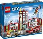 Конструктор LEGO Пожарная часть (60110)