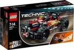 Конструктор LEGO БЕМЦ! Красный гоночный автомобиль (42073)