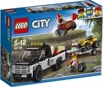 Конструктор LEGO Гоночная команда (60148)