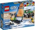 Конструктор LEGO Внедорожник с прицепом для катамарана (60149)