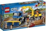 Конструктор LEGO Уборочная техника (60152)