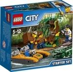 Конструктор LEGO Набор Джунгли для начинающих (60157)