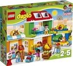 Конструктор LEGO Городская площадь (10836)