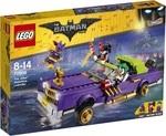 Конструктор LEGO Лоурайдер Джокера (70906)