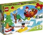 Конструктор LEGO Новый год (10837)