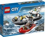 Конструктор LEGO Полицейский патрульный катер (60129)
