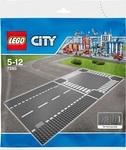 Конструктор LEGO Перекресток (7280)