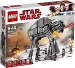 Конструктор LEGO Штурмовой шагоход Первого Ордена (75189)