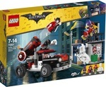 Конструктор LEGO Тяжелая артиллерия Харли Квинн (70921)