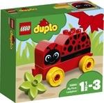 Конструктор LEGO Моя первая божья коровка (10859)