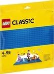 Конструктор LEGO Синяя базовая пластина (10714)