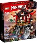 Конструктор LEGO Храм воскресения (70643)