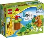 Конструктор LEGO Вокруг света Малыши (10801)