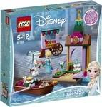 Конструктор LEGO Приключения Эльзы на рынке (41155)