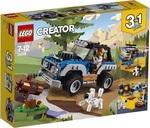 Конструктор LEGO Приключения в глуши (31075)