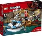 Конструктор LEGO Погоня на моторной лодке Зейна (10755)