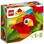 Конструктор LEGO Моя первая птичка (10852)