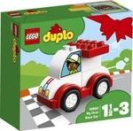 Конструктор LEGO Мой первый гоночный автомобиль (10860)