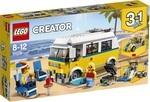 Конструктор LEGO Фургон серферов (31079)