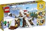 Конструктор LEGO Зимние каникулы Модульная сборка (31080)