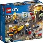 Конструктор LEGO Бригада шахтеров (60184)