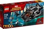 Конструктор LEGO Нападение Королевского Когтя (76100)