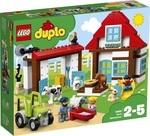 Конструктор LEGO День на ферме (10869)