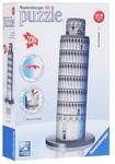 3D Пазл Ravensburger Пизанская башня 216 элементов (125579)