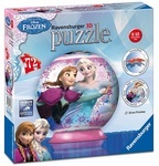 3D Пазл Ravensburger Frozen Анна и Эльза 72 элемента (12173)