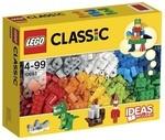 Конструктор LEGO Дополнение к набору для творчества яркие цвета (10693)