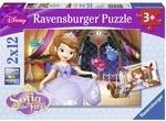 Пазл Дисней Ravensburger Принцесса София (07570R) - купить онлайн