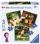 Пазл Ravensburger Маша и медведь 110 элементов (07027R)