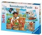 Пазл Ravensburger Приключения пиратов (09275R)