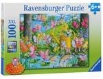 Пазл Ravensburger. Волшебный сад. 100 элементов(10602)