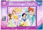 Пазл Ravensburger. Дисней. Принцессы. 100 элементов (10857)
