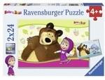 Пазл Ravensburger. Маша и медведь (09046R) - купить онлайн