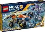 Конструктор LEGO Вездеход Аарона 4x4 (70355)