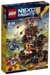 Конструктор LEGO Осадная башня Генерала Магмара (70321)