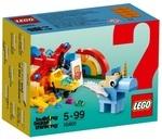 Конструктор LEGO Весёлая радуга (10401)