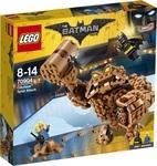 Конструктор LEGO Атака Глиноликого (70904)
