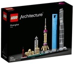 Конструктор LEGO Шанхай (21039)