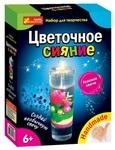 Гелевая свеча. Цветочное сияние - купити онлайн