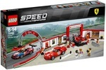 Конструктор LEGO Гараж Ferrari (75889)