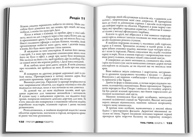 Тінь гори (комплект з 2 книг) - купить и читать книгу