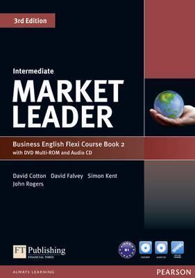 "Купить книгу ""Market Leader. Intermediate. Flexi Course. Book 2"""