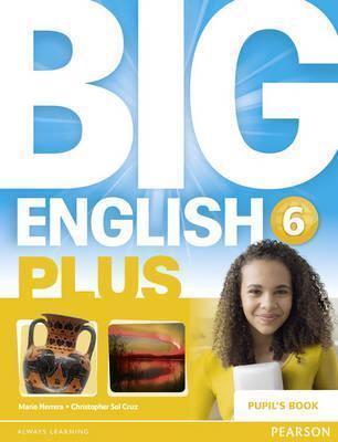 """Купить книгу """"Big English Plus 6. Pupil's Book"""""""