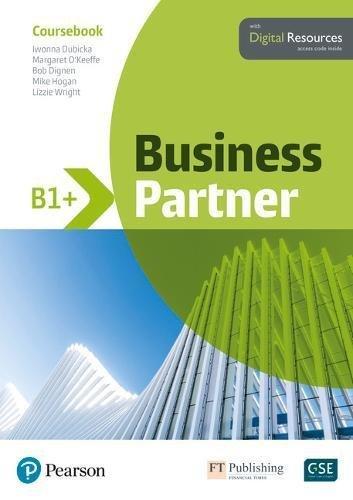 "Купить книгу ""Business Partner B1 + Coursebook and Basic MyEnglishLab Pack"""