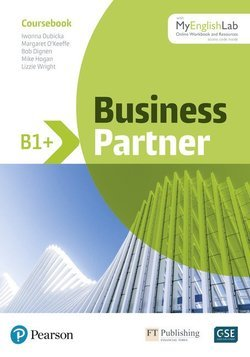 "Купить книгу ""Business Partner B1 + Coursebook with Standard MyEnglishLab"""