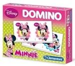 Настольная игра. Clementoni. Домино. Minnie (13410)
