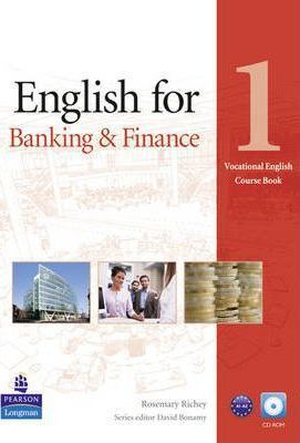 "Купить книгу ""English for Banking & Finance. Level 1. Coursebook and CD-Rom Pack"""